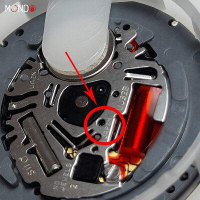 موتور ساعت مچی سلیمستون