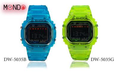 خرید ساعت مچی دیجیتالی DW-5035