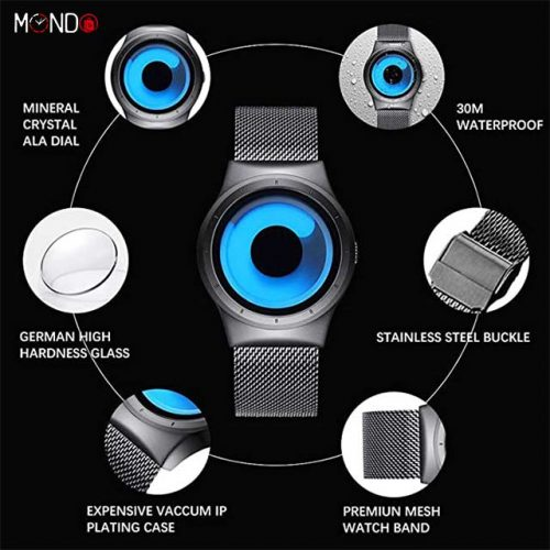 ساعت خاص سینوبی S9659G-BLACK